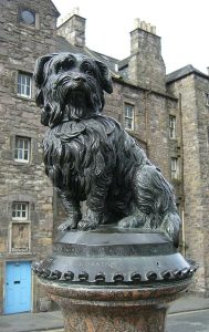 Greyfriars-bobby-monument-creative-commons