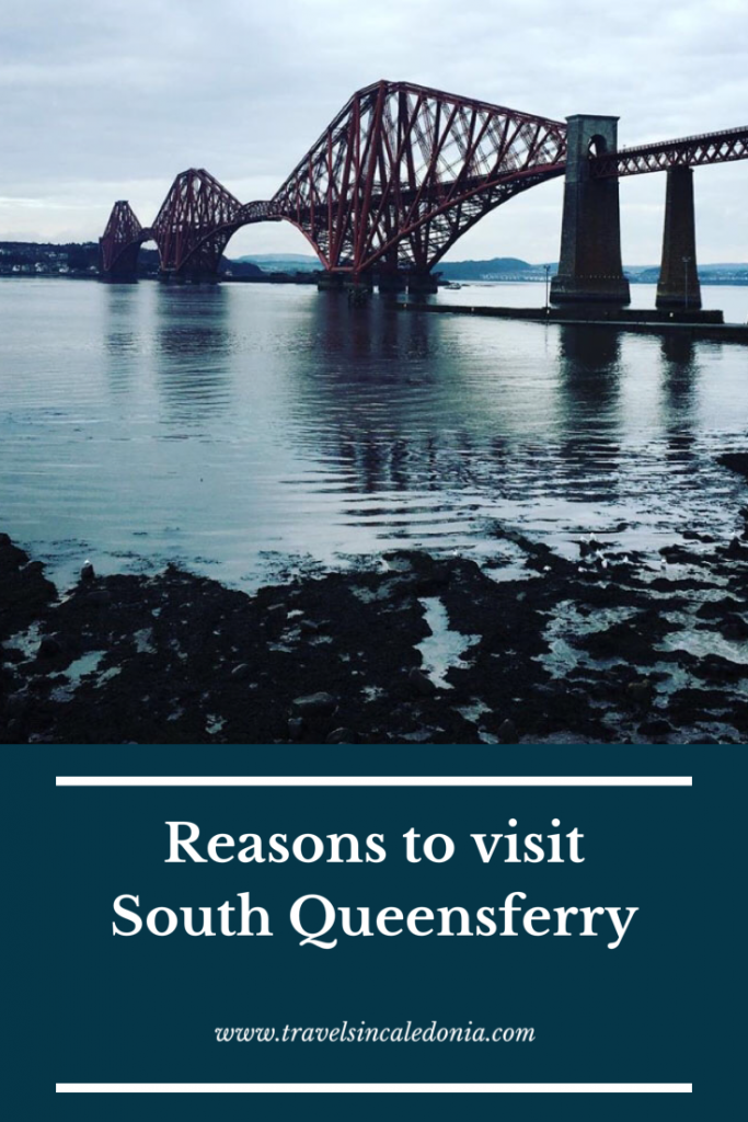 South Queensferry Pinterest Pin