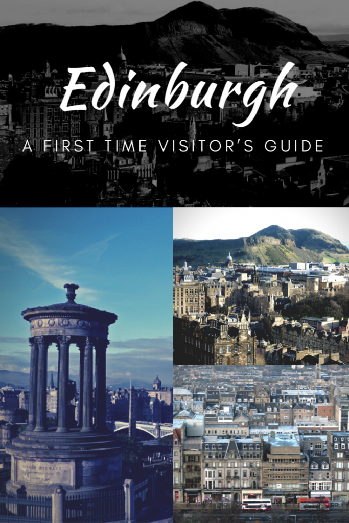Edinburgh-A-First-Time-Visit