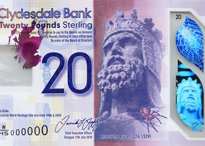Clydesdales-bank-£20-note