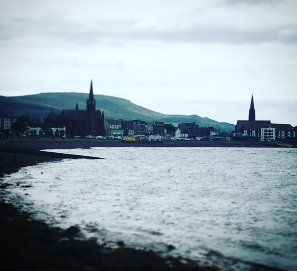 Largs-Bay-and-Town-Ayrshire