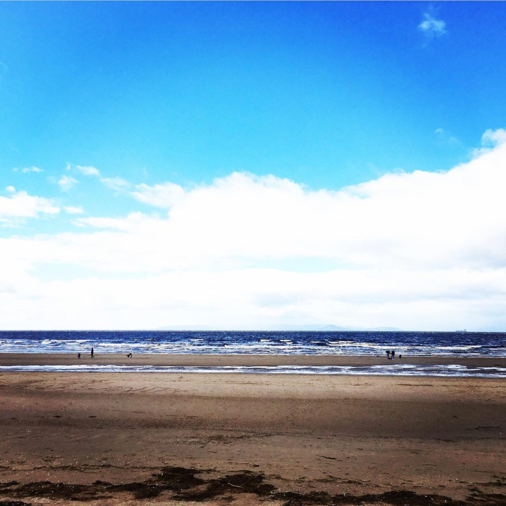 Ayr-Beach-Ayrshire